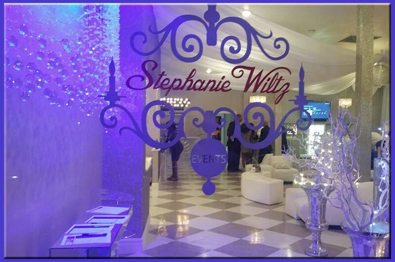 All That Glittered was Stephanie Wiltz Design & Décor Showroom